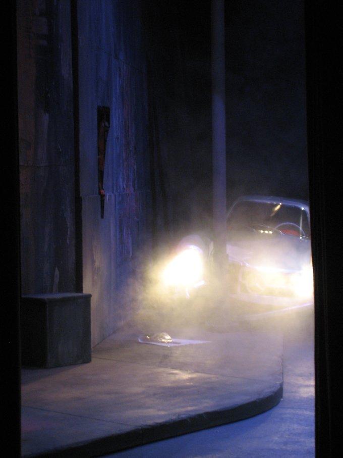 2009 La Voix Humaine FOTO DI SCENA 13