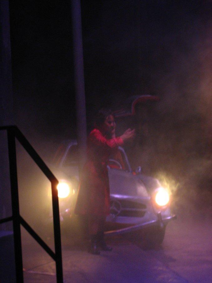 2009 La Voix Humaine FOTO DI SCENA 19