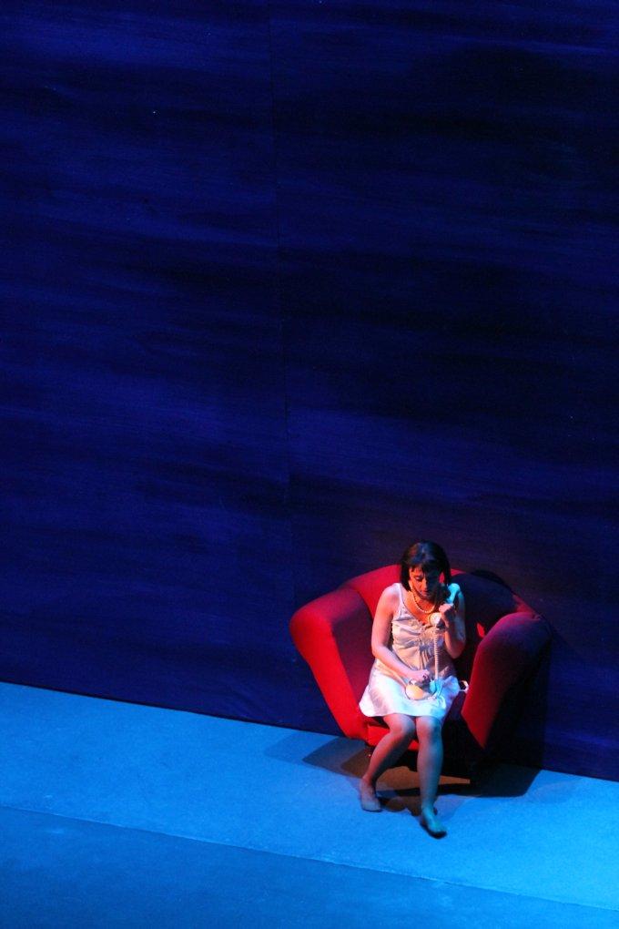 2009 La Voix Humaine FOTO DI SCENA 27