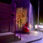 2009 La Voix Humaine FOTO DI SCENA 2