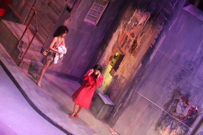 2009 La Voix Humaine FOTO DI SCENA 30