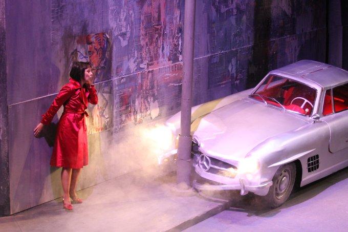 2009 La Voix Humaine FOTO DI SCENA 34