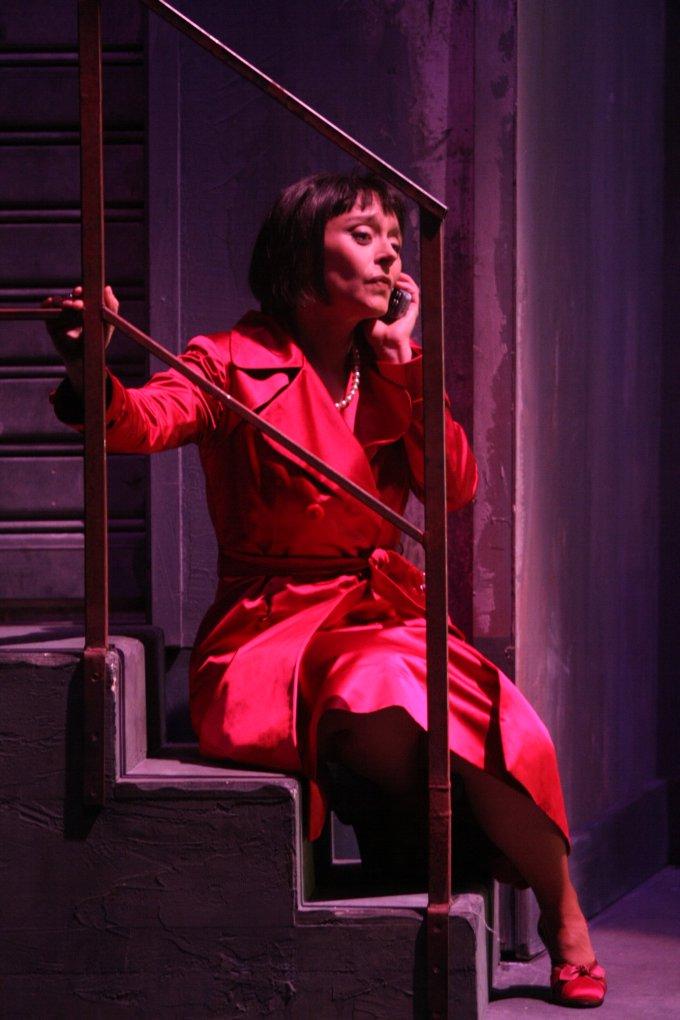 2009 La Voix Humaine FOTO DI SCENA 38
