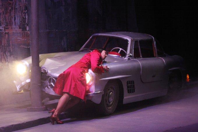 2009 La Voix Humaine FOTO DI SCENA 40