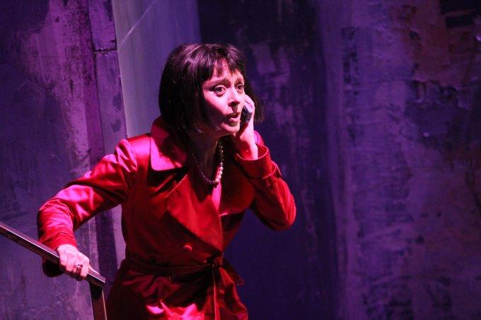 2009 La Voix Humaine FOTO DI SCENA 43