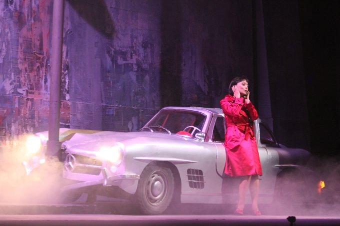 2009 La Voix Humaine FOTO DI SCENA 47