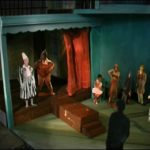 2009 La Voix Humaine / Pagliacci MODELLINO 8