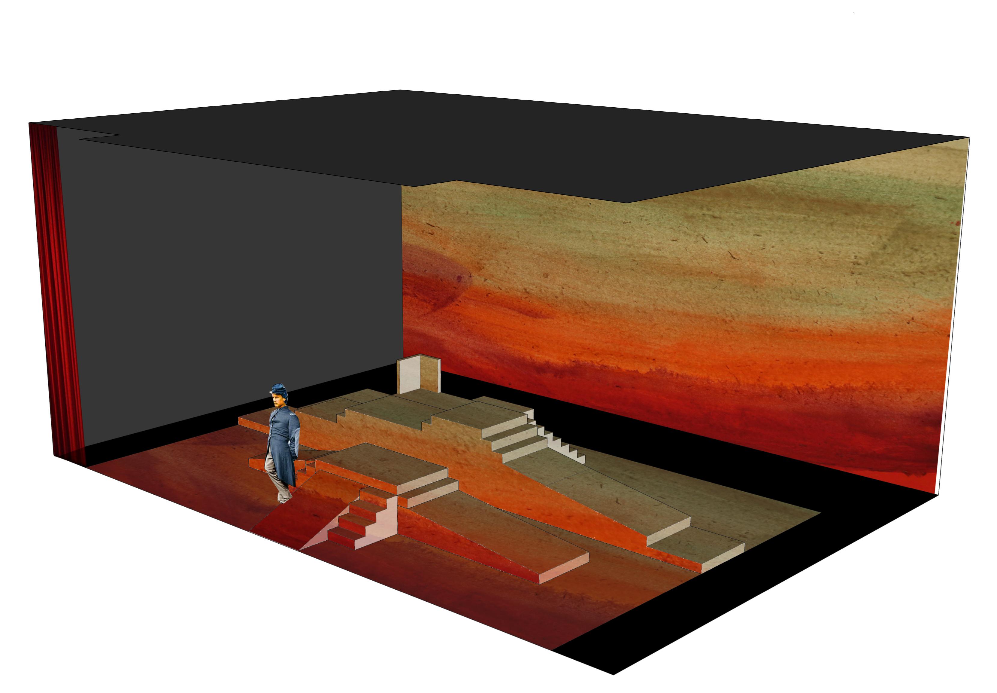 IL DESERTO DEI TARTARI - Rendering 1