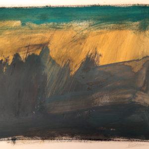 "Antonio Panzuto - Paesaggio per ""Macbeth"" su carta 1"