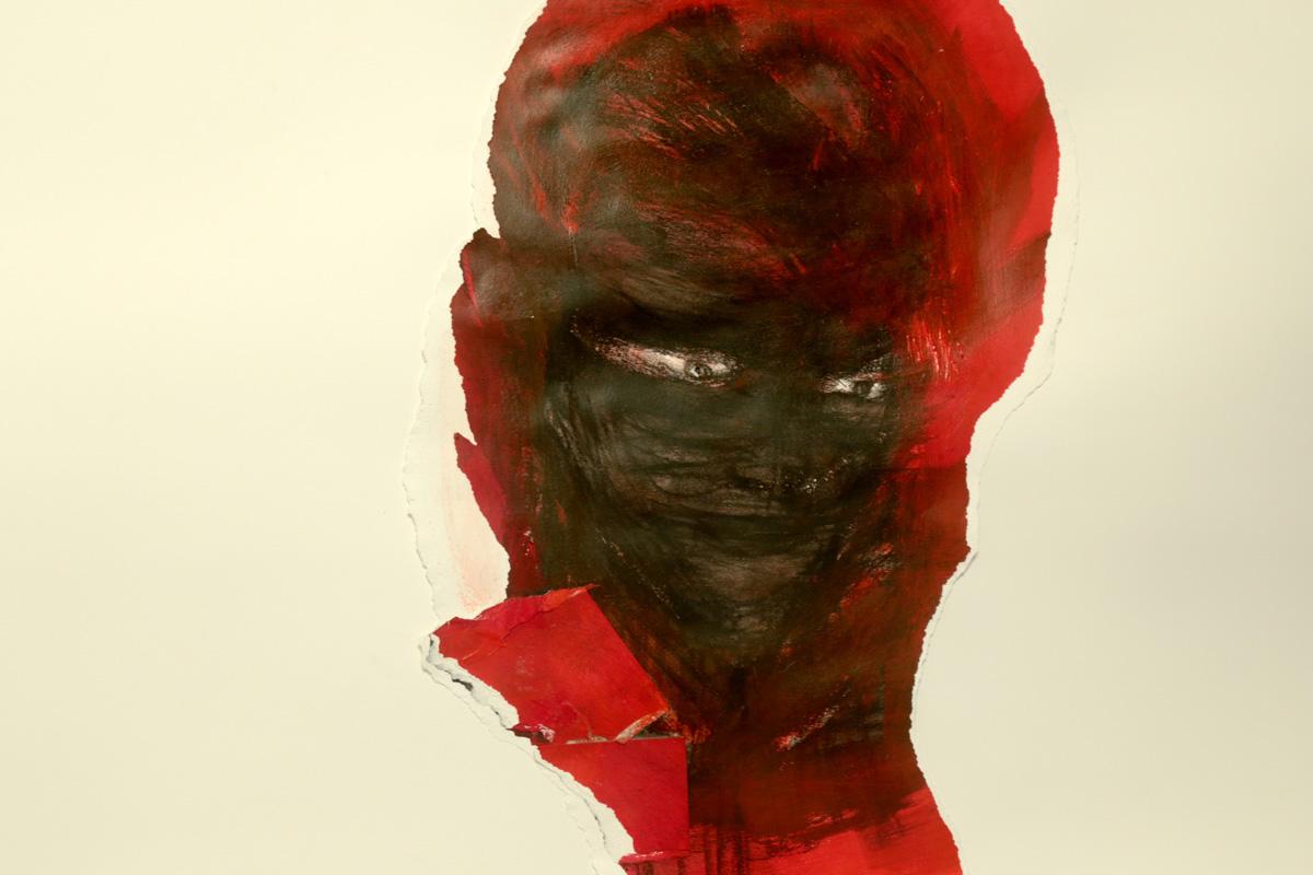 Antonio Panzuto - Autoritratto 7