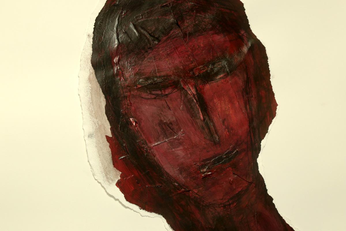Antonio Panzuto - Autoritratto 8