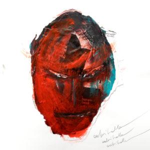 Antonio Panzuto - Autoritratto 3