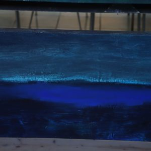Antonio Panzuto pittura acrilico legno acrilic wood contemporary painting wallart