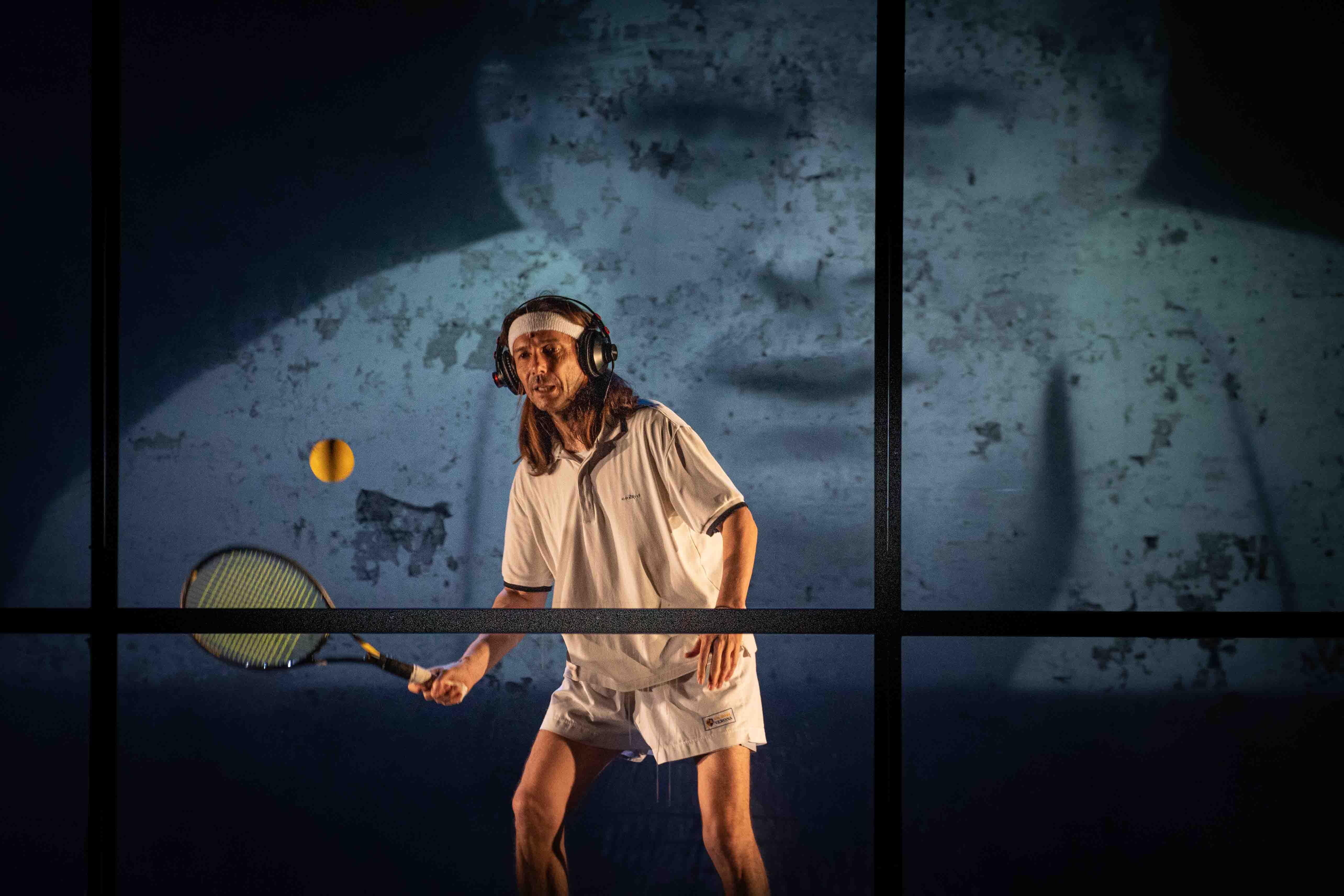 Tennis Foto di scena 16