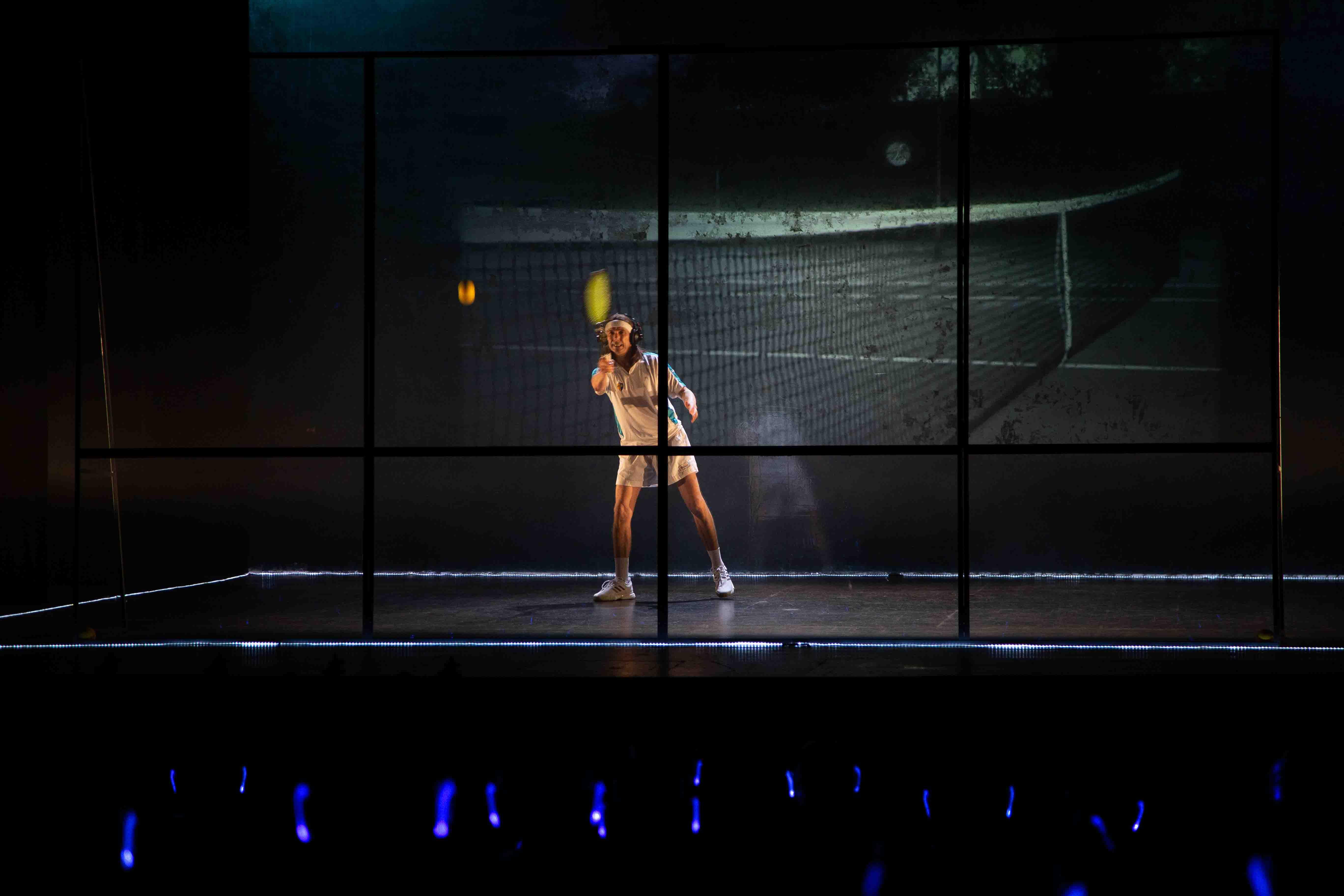 Tennis Foto di scena 28