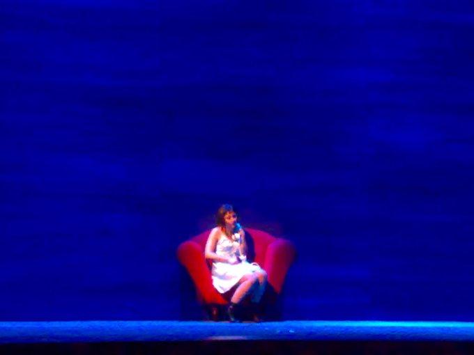 2009 La Voix Humaine FOTO DI SCENA 9
