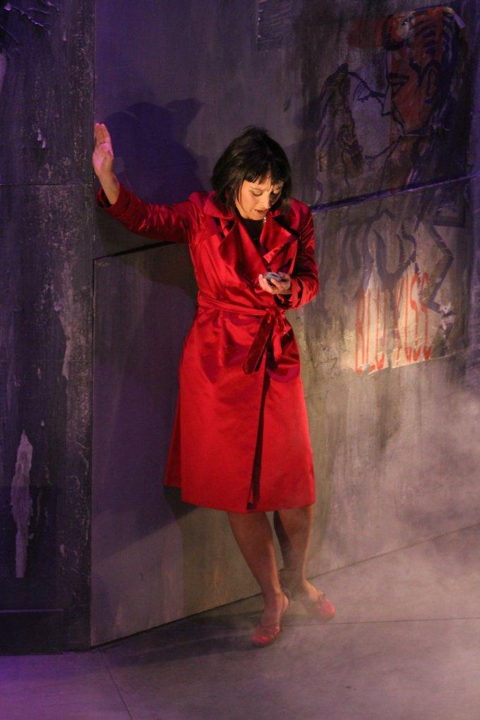 2009 La Voix Humaine FOTO DI SCENA 28