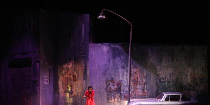2009 La Voix Humaine FOTO DI SCENA 42