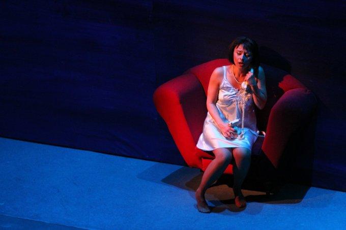 2009 La Voix Humaine FOTO DI SCENA 46