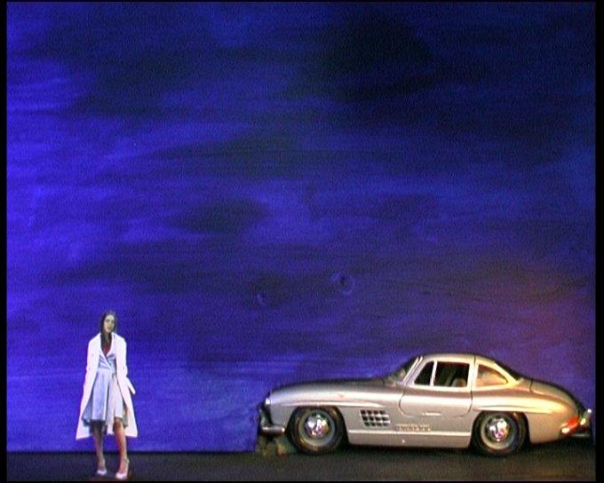 2009 La Voix Humaine / Pagliacci MODELLINO 33