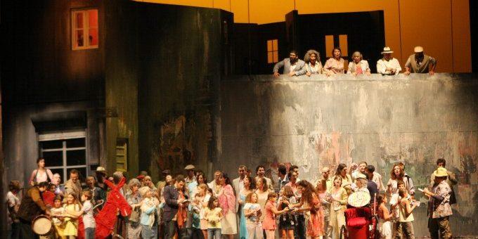 2009 Pagliacci FOTO DI SCENA 12