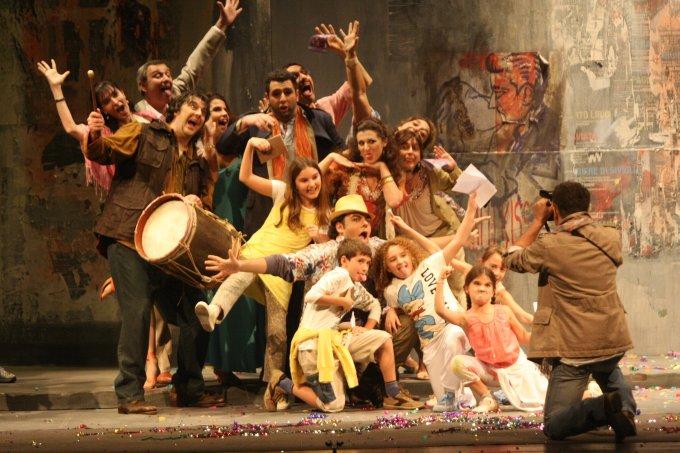 2009 Pagliacci FOTO DI SCENA 32