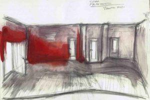 Dida 3 La scena è uno spazio architettonico 3