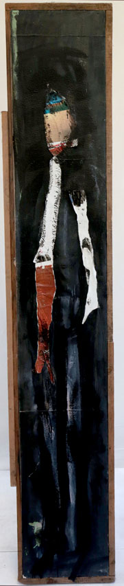Antonio Panzuto - Uomo in piedi