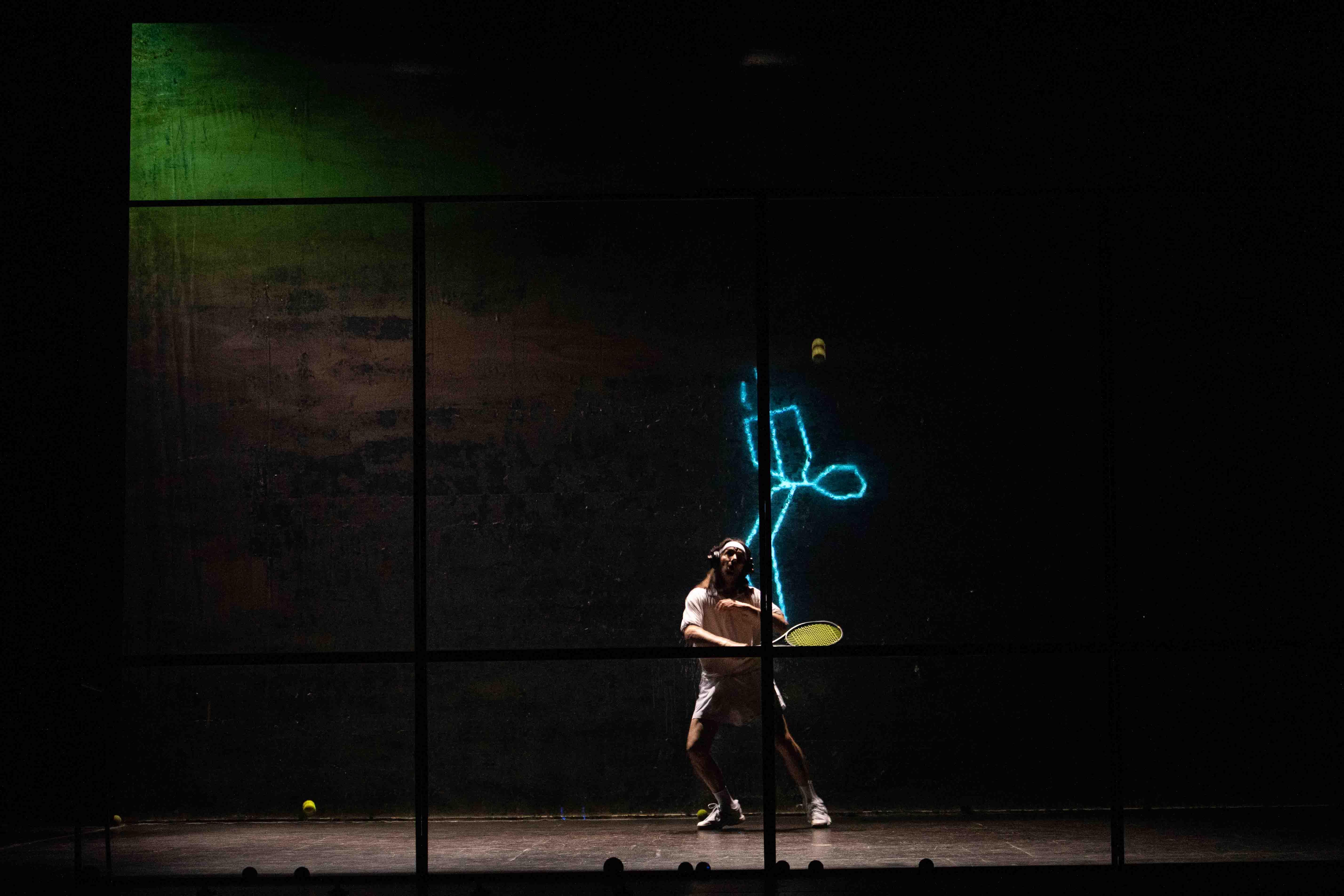 Tennis Foto di scena 20